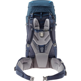 deuter Aircontact 55 + 10 Backpack, midnight/navy
